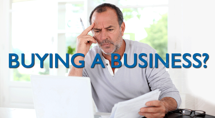 Things To Check When Buying A Business