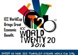 Cricket World Cup Brings Great Economic Benefit