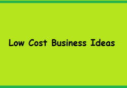 Low Cost - Business Ideas Bangladesh