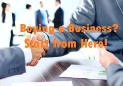 Before Buying an Existing Business