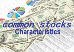 Characteristics of Common Stocks
