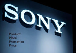 Marketing Mix (4p's) of Sony Corporation
