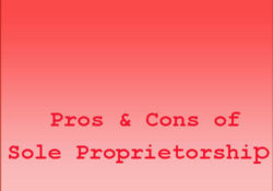 Pros and Cons of Sole Proprietorship