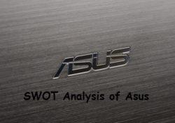 swot analysis of Asus