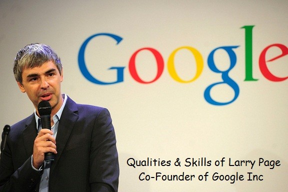 Larry Page Leadership Style