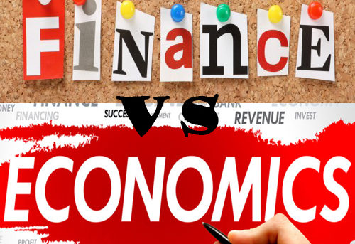 Which Major Should I Choose? Finance or Economics? or Both?